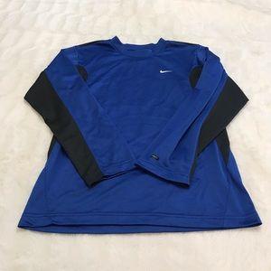 Boys Nike Dri Fit Long Sleeve